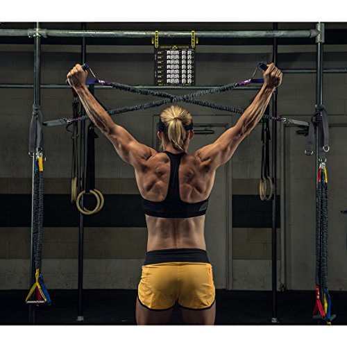 Athletic Package With Squat Rack Straps – Shoulder