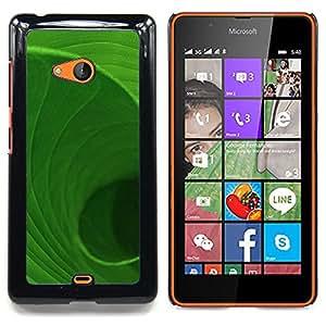 """For Nokia Lumia 540 , S-type Planta Naturaleza Forrest Flor 71"""" - Arte & diseño plástico duro Fundas Cover Cubre Hard Case Cover"""