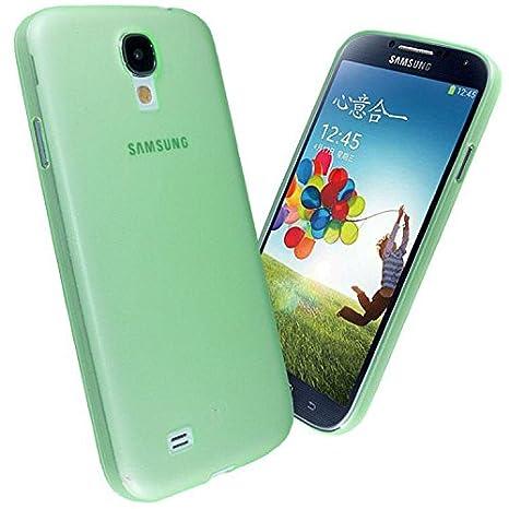 Easyplace carcasa Tipo carcasa para Samsung Galaxy S4, Verde