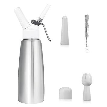 angker-professional dispensador de nata montada (1 pinta)