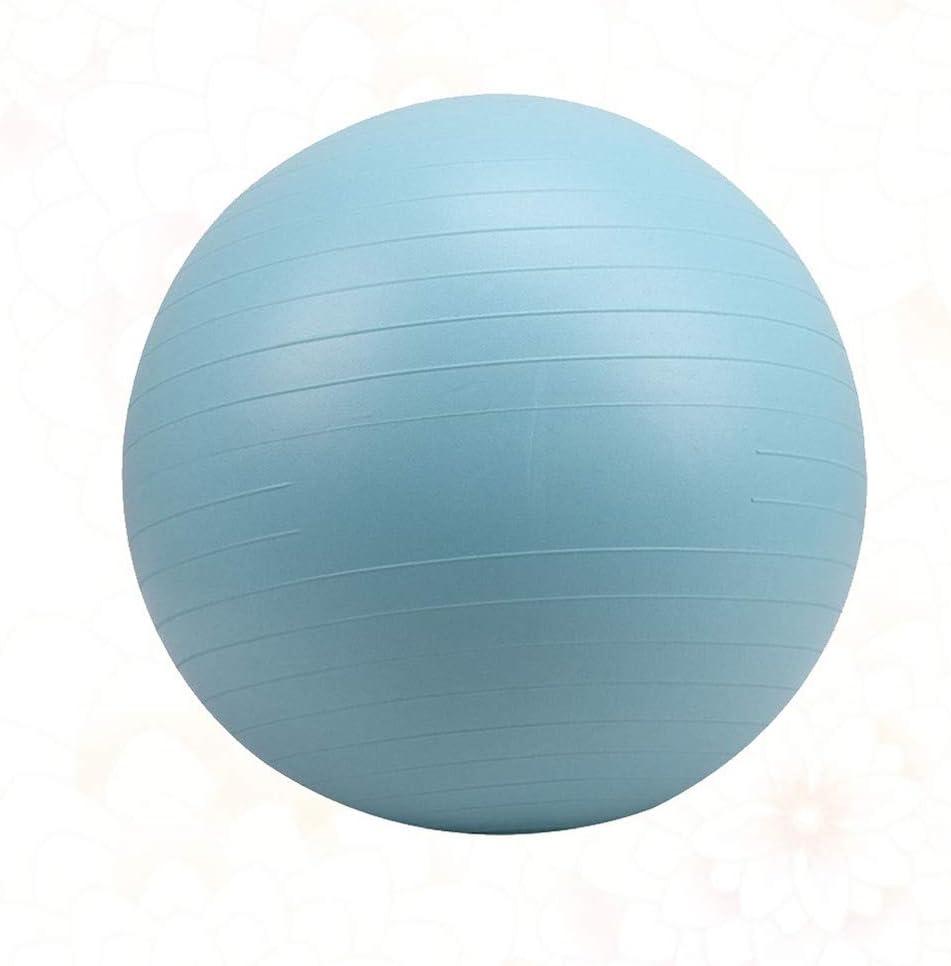 BESPORTBLE 1Pc Sport Yoga Palla Esercizio Palla Equilibrio Palla Fitness Palla per Esercizio di Yoga Pilates 65 Cm