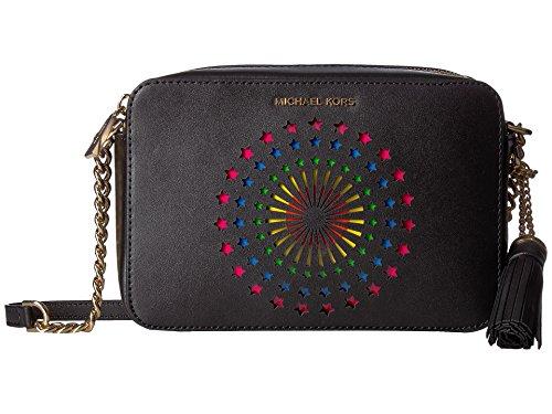 Michael Kors ginny camera bag black