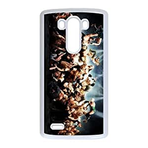 LG G3 Phone Cases White WWE FAL977384