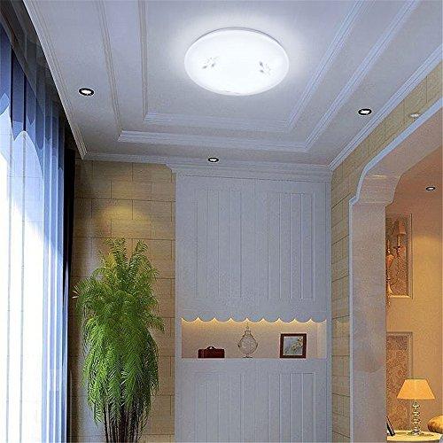 Angeelee Tour Moderne Minimaliste Lumiere Plafond Led Balcon