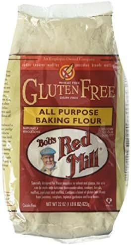 Flours & Meals: Bob's Red Mill Gluten Free All Purpose Baking Flour