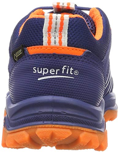 Basse orange Jupiter Bambino Da Scarpe Superfit 80 Ginnastica blau FIwq1n0W