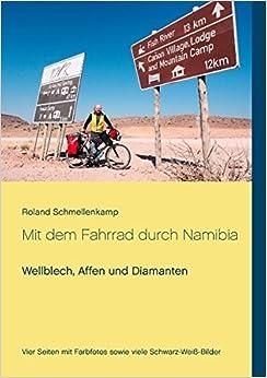 Book Mit dem Fahrrad durch Namibia