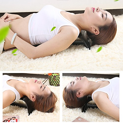 Pain Relief Magic Stretcher Neck Massage Cervical Traction Unisex by Hegufeng (Image #1)