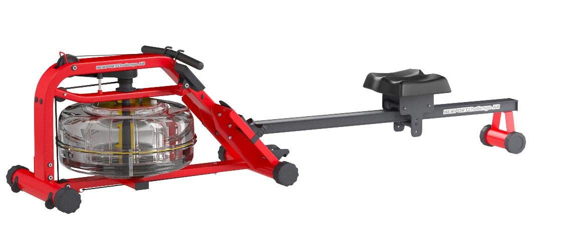 First Degree Fitness Fluid Rower - AR Newport by First Degree