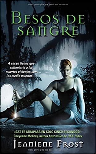 Book Besos de sangre (Spanish Edition)