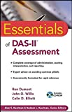 img - for Essentials of DAS-II Assessment book / textbook / text book