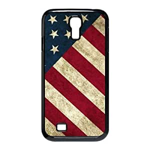 American Flag Use Your Own Image Phone Case for SamSung Galaxy S4 I9500,customized case cover ygtg-773885