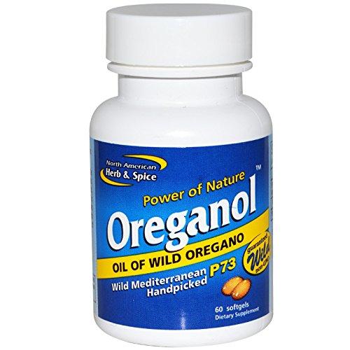 North American Herb & Spice Co., Oreganol, 60 Softgels - 2pc
