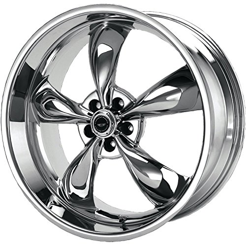 American Racing Custom Wheels AR605 Torq Thrust M Triple Chrome Plated Wheel (17x7.5