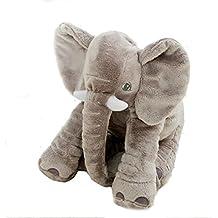 40cm Plush Elephant Toy Soft Animal Pillow Cushion for Infant