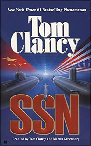 Amazon Books Ssn 9780425173534 Greenberg Clancy com Martin Tom