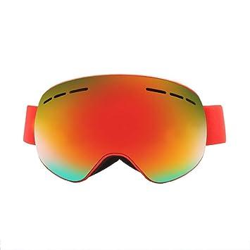 Esquí Snowboard Gafas para la Nieve, Imán Lentes de Doble ...