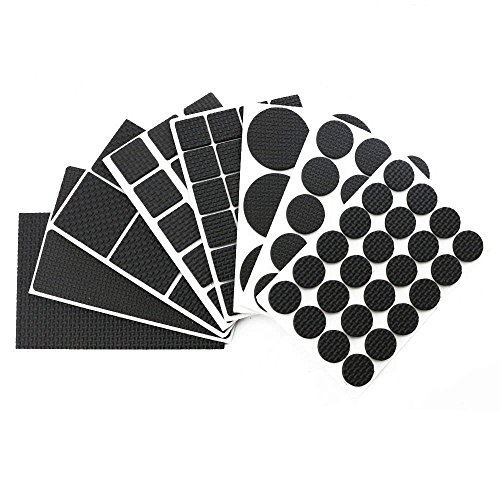 Cheap  Finico 186 PCS Anti Slip Rubber Grabs Leg and Floor,Protect Hardwood Flooring,Premium..