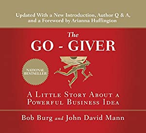 The Go-Giver, Expanded Edition Audiobook