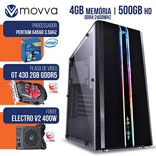 PC Gamer MVXP INTEL Pentium, Movva, Pacote de 1