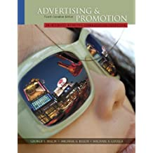 Advertising & Promotion: An Integrated Marketing Communications Perspective, with Connect Access Card Fourth Canadian Edition