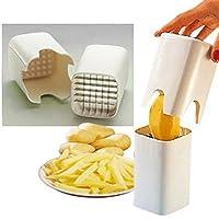 Attrezzo per taglio manuale di patate e crudité
