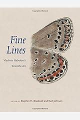 Fine Lines: Vladimir Nabokov's Scientific Art Hardcover