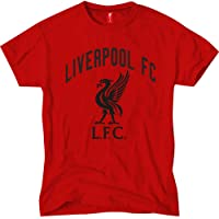 Liverpool FC Mens LFC Red UK T-Shirt