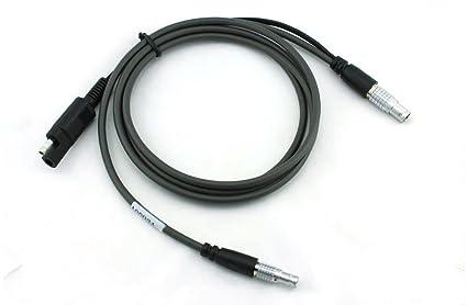 Amazon com: K&K PRO GPS-PDL Data Cable A00924 For Trimble GPS RTK to