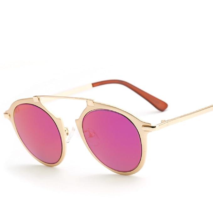 Embryform Gafas de sol de las mujeres ojos de gato: Amazon ...