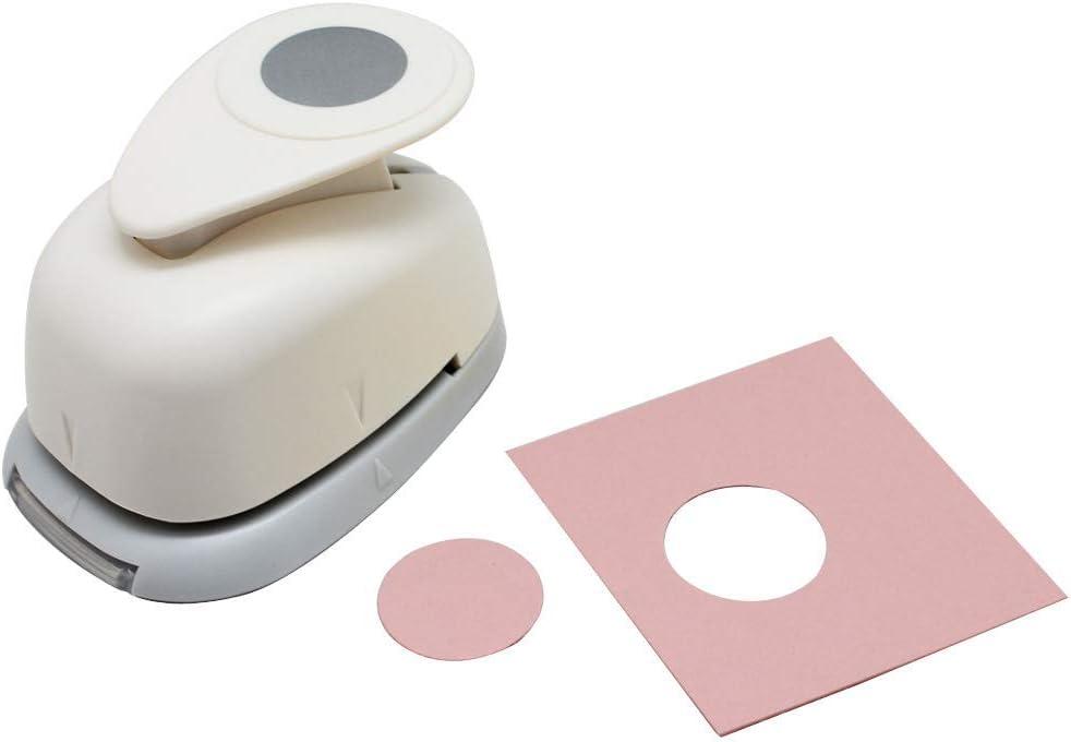 Perforadora manual Bira 1.9cm para manualidades de papel