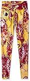Zubaz NFL Tennessee Titans Women's Swirl Leggings, Multicolor, Large