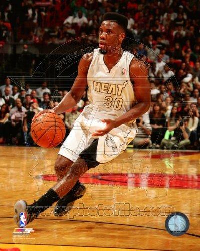Norris Cole Miami Heat 2012-2013 NBA Action Photo