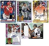 2019 Topps Chrome MLB Baseball HOBBY box