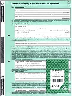 Formular: Anstellungsvertrag für technische Angestellte ...