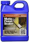 Miracle Sealants MFSQT6 Matte Finish Sealer, Quart Color & Gloss Enhancers
