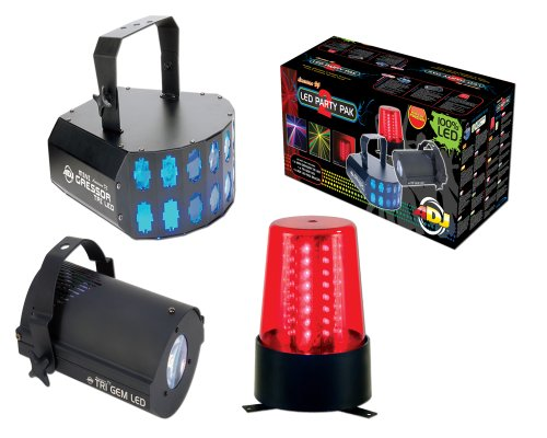 american dj lights led - 9