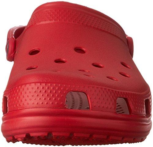 Rojo Clog Unisex crocs Unisex crocs Classic Classic xY6x4p
