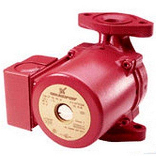 Grundfos Pumps Corp. 52722370 120/1 BRZ CIRC 1/6HP L/FLGS 1SPD by Grundfos Pumps Corp