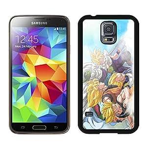 Fashion Designed Dragon Ball 15 Black Samsung Galaxy S5 I9600 G900a G900v G900p G900t G900w Phone Case