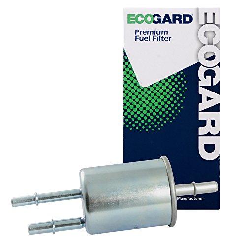 ECOGARD XF65606 Engine Fuel Filter - Premium Replacement Fits Saturn Vue / Pontiac (Fuel Economy Saturn Vue)