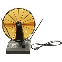Pix, 008-8040, Antena Interna Mini Parabólica Uhf/Vhf/Fm