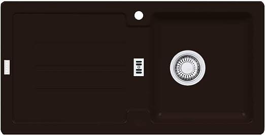 Franke Spüle STRATA STG 614 Beige mit Excenterventil Ausschnittsmaß 840 x ...