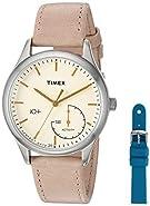 Timex Women's IQ+ Move Activity Tracker Watch Set