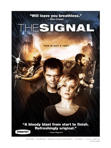 DVD : The Signal (Subtitled, Widescreen)