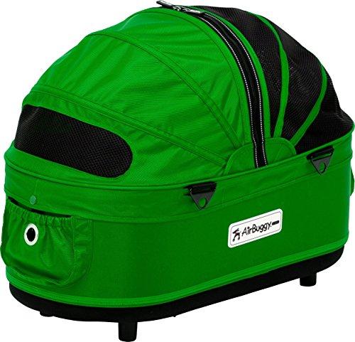 AirBuggy for Pet 에어버기(에어 배기(baggy) 애완캐리어/유모차용품  돔2 M 《곳토》단품 플래시 그린