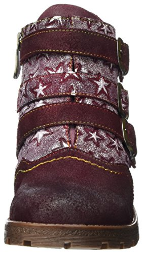 Laura Vita Ladies Corail 03 Boots Red (vino)