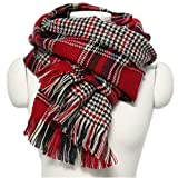 Best Aircee Blankets - Aircee (TM) Women Autumn Winter Soft Wrap Shawl Review