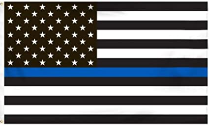 Image result for thin blue line flag promotion