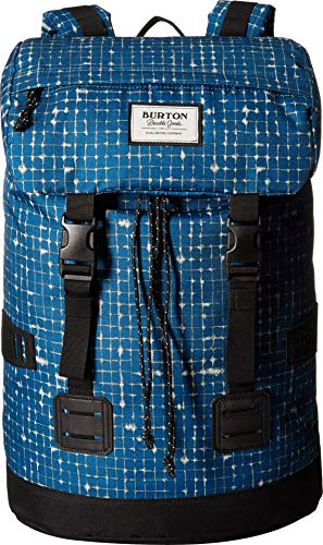 Burton Unisex Tinder Pack Blue Sapphire Ripstop Texture Print One Size